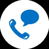 telephone interviews icon