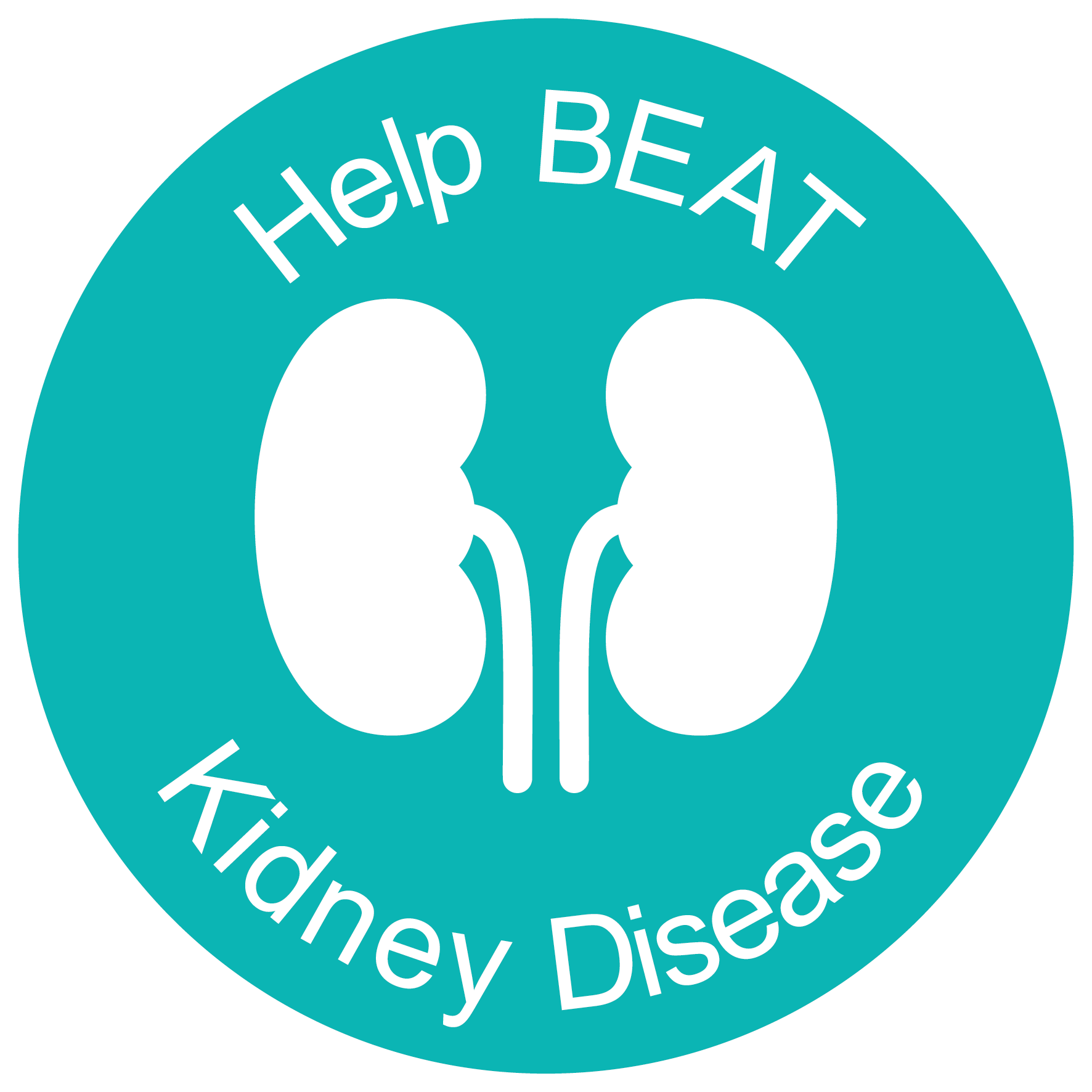 Help BEAT Kidney Disease Logo