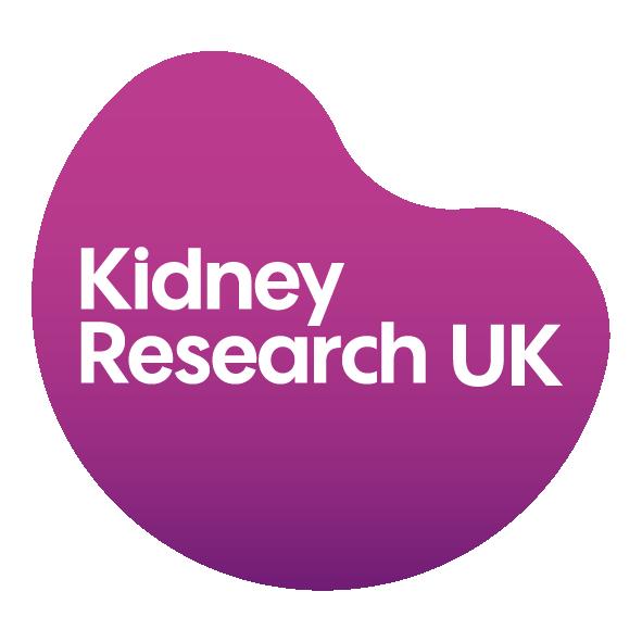 kidney research UK logo